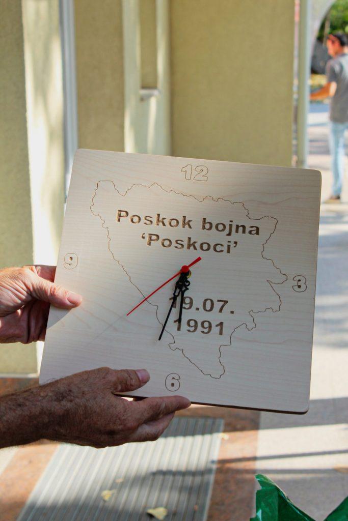 Izaslanstvo prvih dragovoljaca domovinskog rata 91-95BIH u posjeti Čitluku i načelniku Radišiću   MM Portal